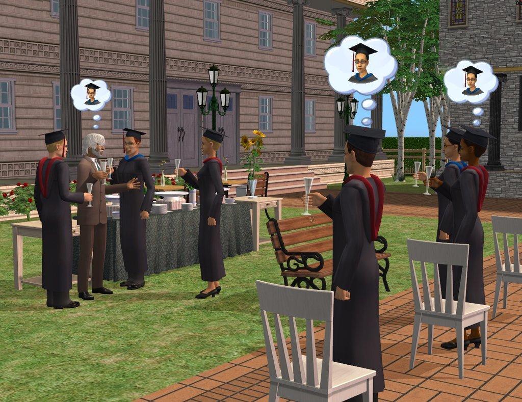 模拟人生2:大学生活_360百科