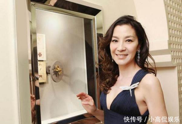杨紫琼是亚州片酬最高的华人女星,标准一个白富美,老公是法拉利总裁!