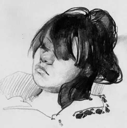 俄罗斯素描画家怎么处理素描关系 ART 第28张