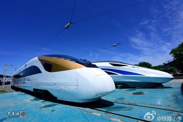 重磅!中国动车组全新命名:时速飙400公