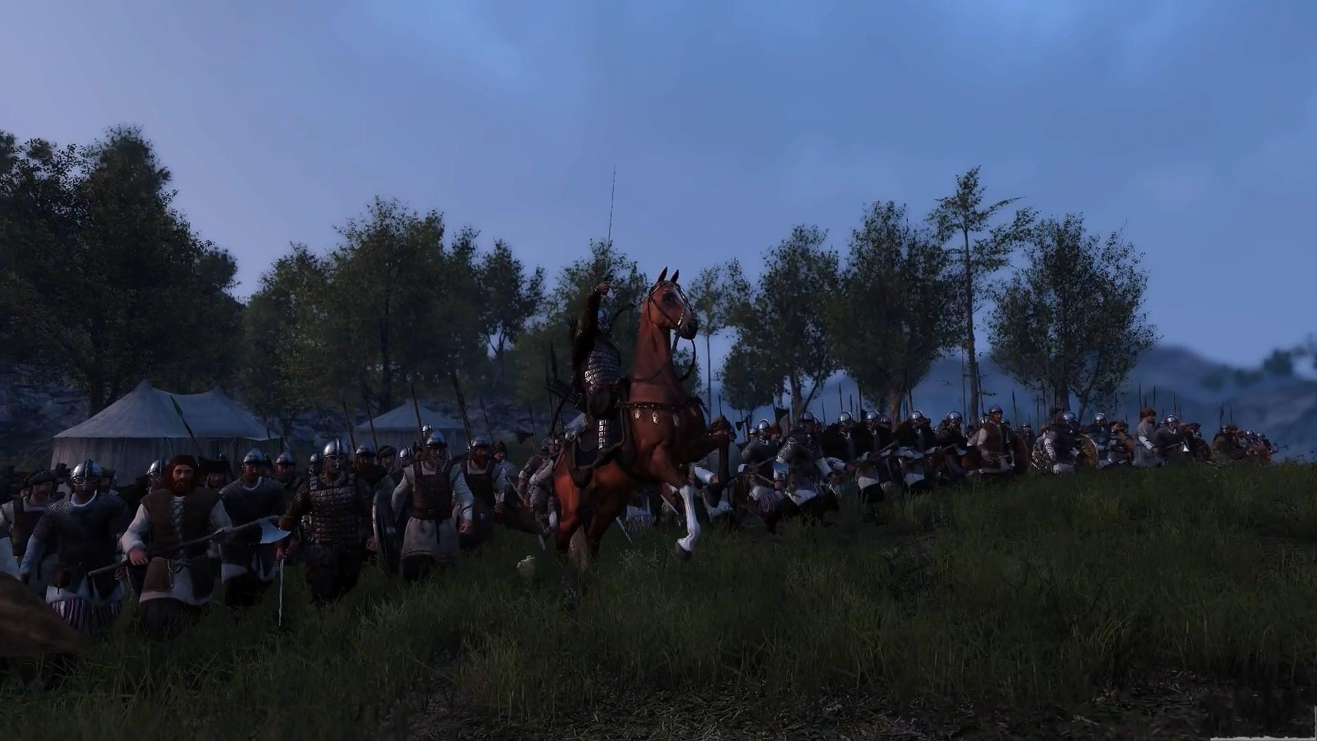 骑马与砍杀2领主开放源代码