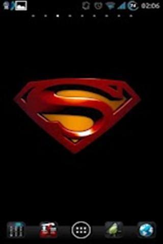 超人标志主题壁纸_360手机助手