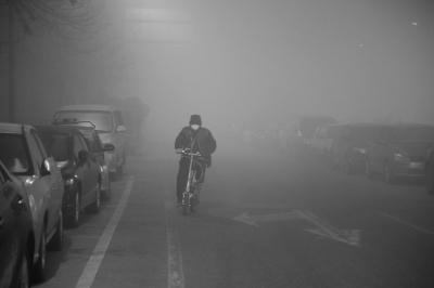 今夜起北京雾霾将缓解 何时解除预警视情况而定