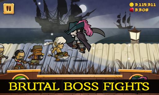 神秘海盗 修改版截图2