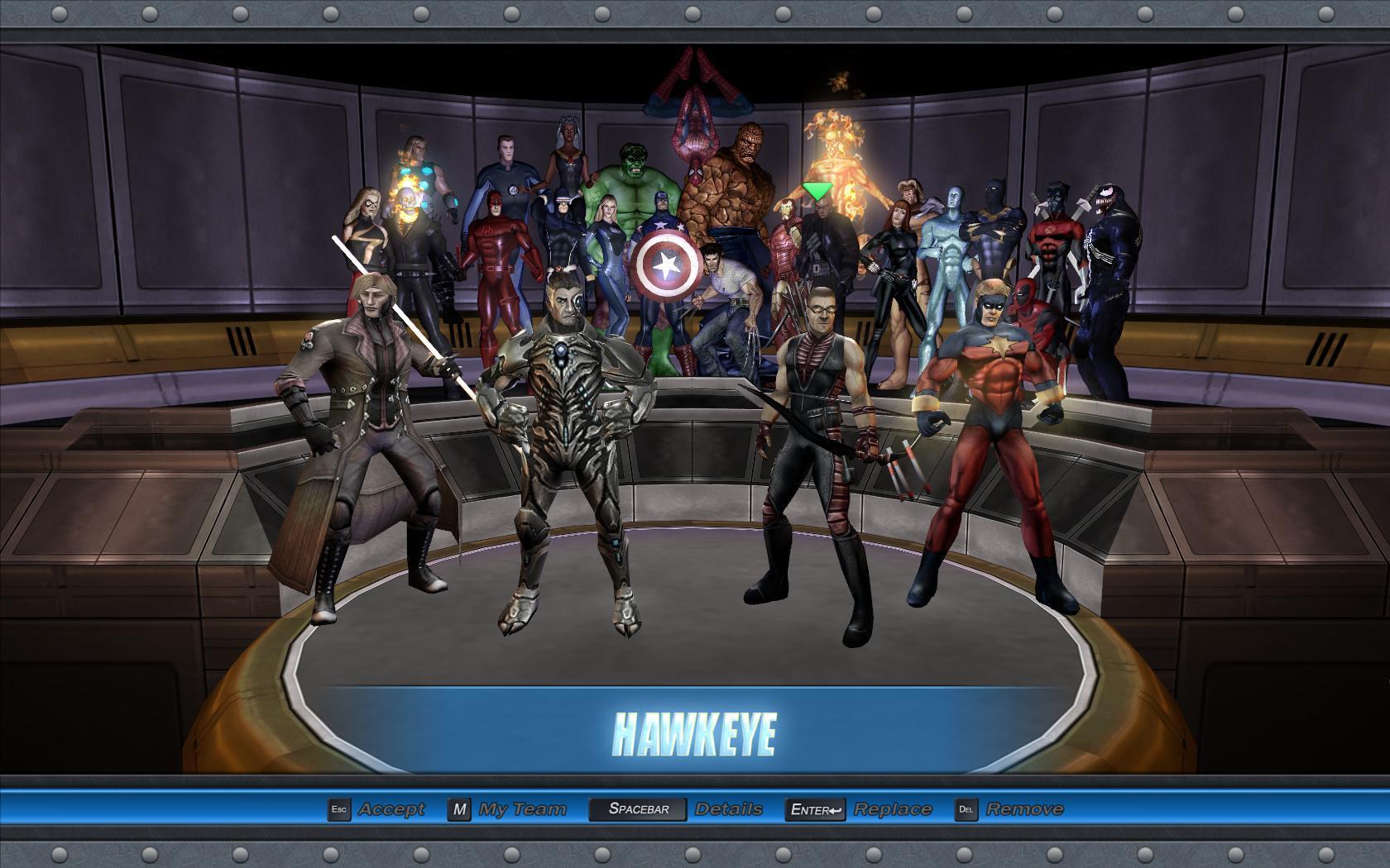 漫威将重制《漫画英雄:终极联盟》两代作品