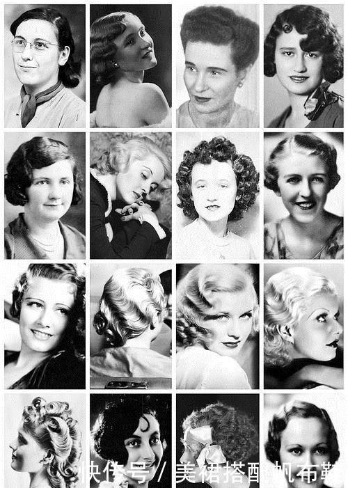 时尚潮流轮回盘点20世纪女士发型的流行趋势