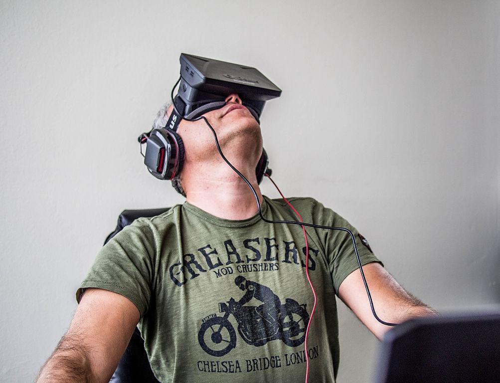 VR社交功能已在Gear VR实现