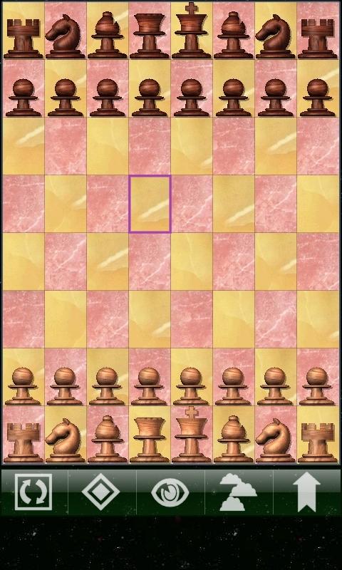 国际象棋的目标是俘获对手的国王