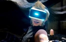 《最终幻想15》计划在季票内容中增加更多VR内容