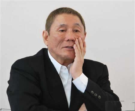 北野武吐槽安培晋三AR表演