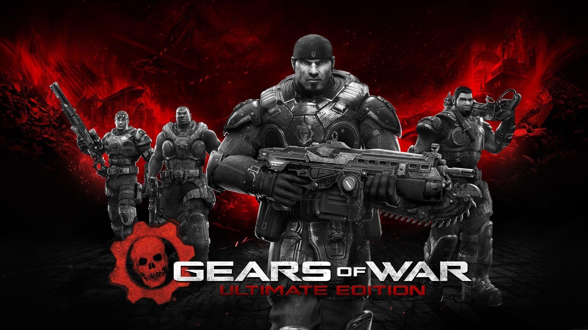 战争机器终极版PC版新补丁