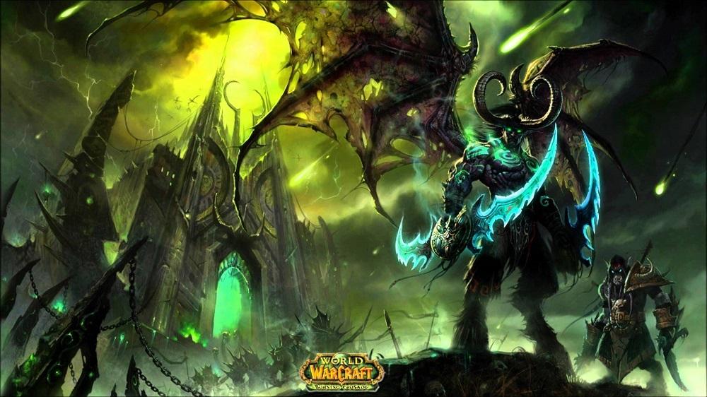 《魔兽世界》7.0军团再临好评如潮