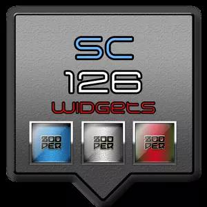 SC 126 Zooper Widgets skins