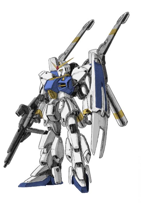 RX-166高达Mk-Ⅲ·伊格列