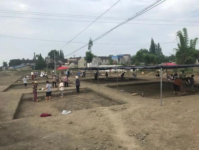 广汉团柏遗址已发掘5座宋墓
