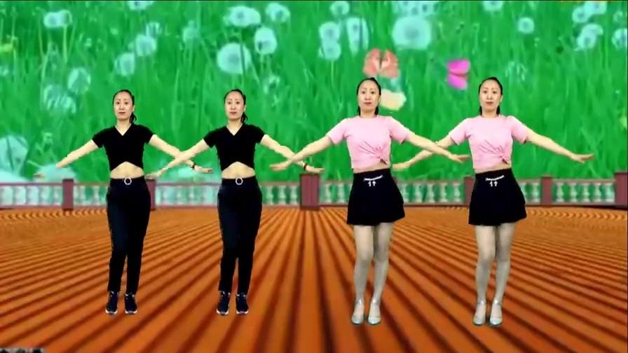 最火广场舞《爱人你辛苦了》甜蜜情歌 百听不厌 舞蹈更优美