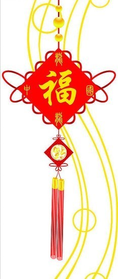 中国结的的画法