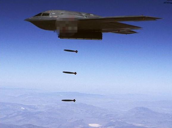 【组图】美研究称不用核武器可彻底摧毁中国全部洲际导弹