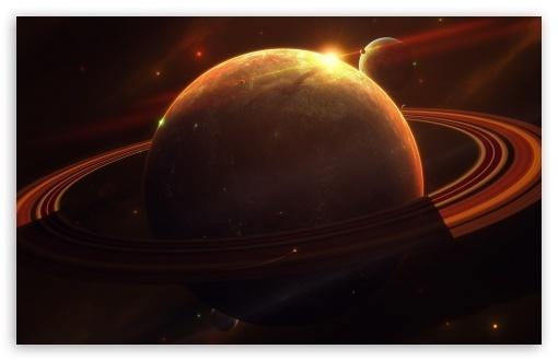 土星的行星磁场强度介于地球和更强的木星之间