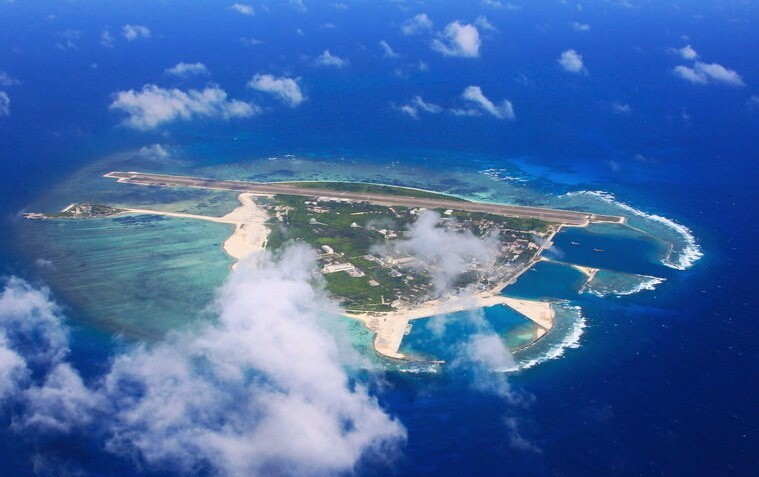 美媒:南海纠纷跟美国无关 应认可中国的利益 - fdycq - 费家村----老费的三角梅花园