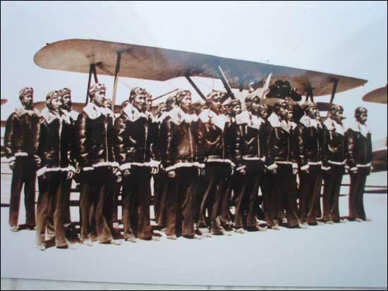 二战飞虎队图片