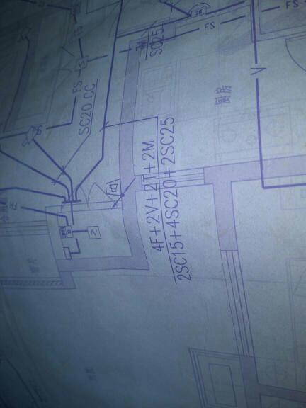 问题桥梁图纸请问,请教电工几根图纸_360v问题这是看懂怎么快速铁管图片