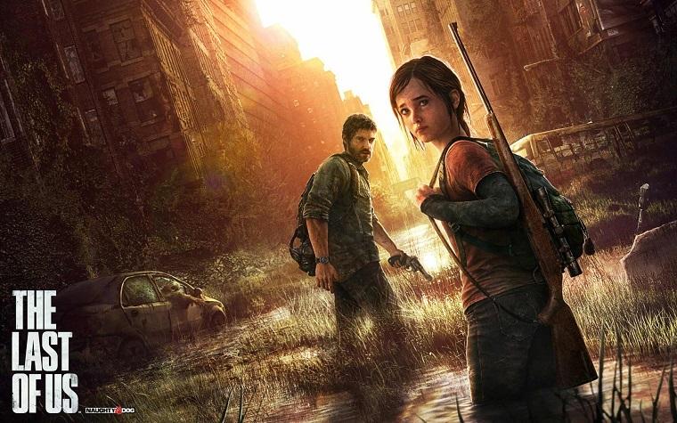 《美国末日》游戏宣传图