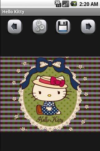 软件 聊天通讯 >凯蒂猫墙纸  应用介绍 凯蒂猫墙纸软件内包含了许多