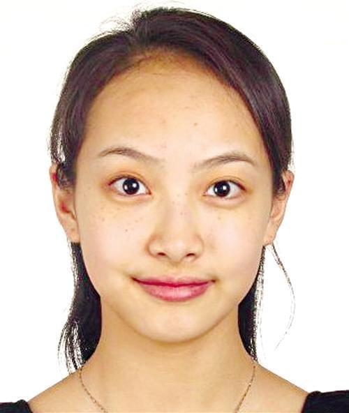 18位女星素颜照pk 刘诗诗证件照被赞天然美人