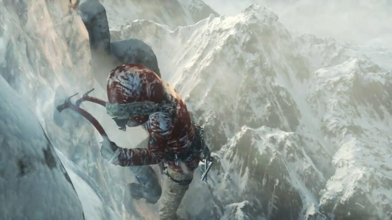 《古墓丽影:崛起》20周年PS4版曝光