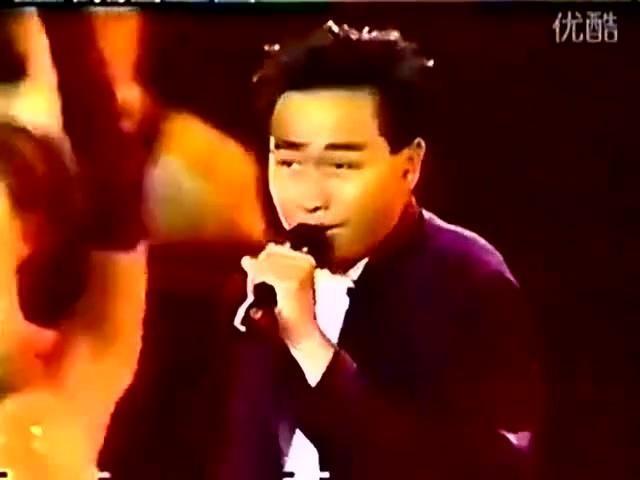 哥哥的绝版经典<b>演唱会</b>,<b>张国荣</b>,注定是永远的神话