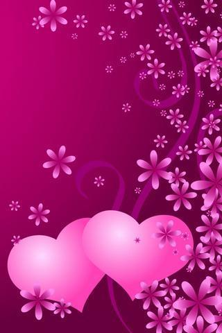 甜蜜的爱情主题壁纸_360手机助手