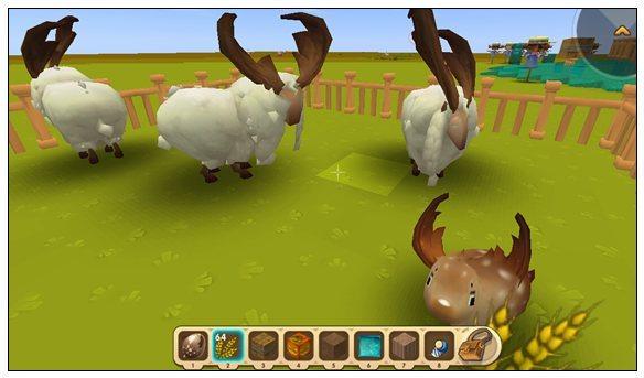 迷你世界羊吃什么繁殖?羊繁殖操作技巧攻略!