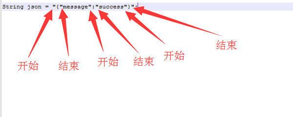 json格式的字符串转换为java对象_360问答