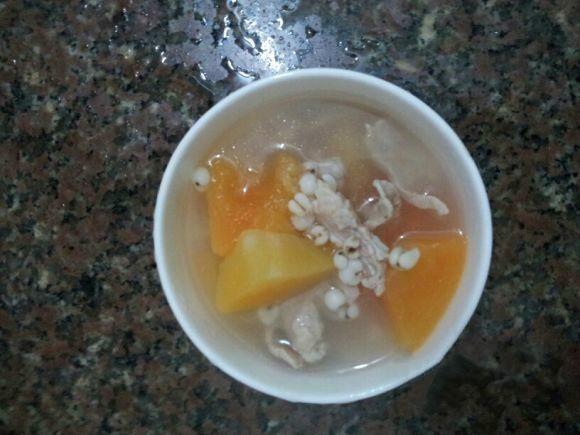 木瓜糖参瘦肉汤的火锅_360v木瓜做法菜品祝福语图片