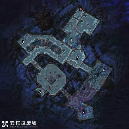 三天  安其拉废墟是魔兽世界的一个副本,位于希利苏斯甲虫之墙里.