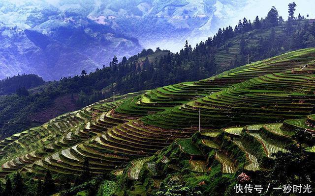 世界上地貌最复杂的国家,要啥有啥,中国说第二
