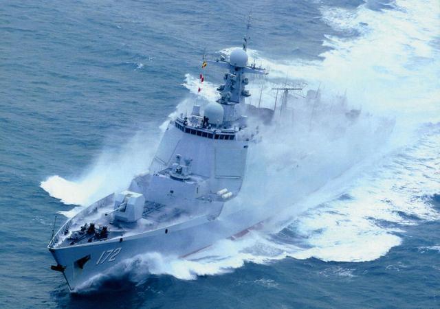 中国军舰为何用城市命名:得益于这两个人 - 一统江山 - 一统江山的博客