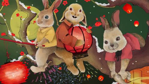 《比得兔》最萌最爆笑 元宵看兔欢乐减压