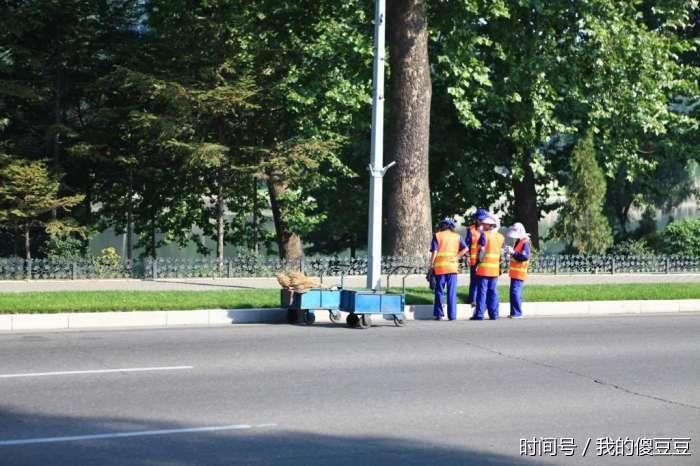 实拍朝鲜街头普通民众:超越你的想象 - 一统江山 - 一统江山的博客