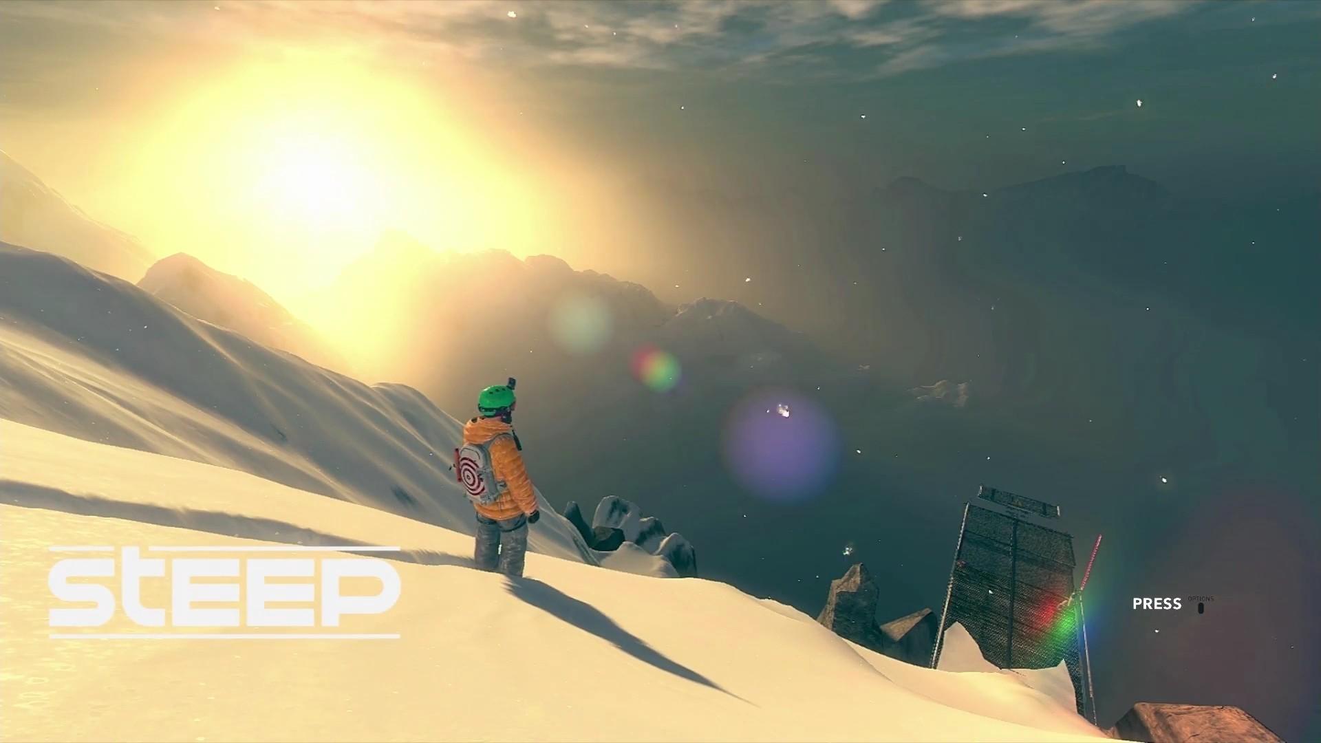《极限巅峰》PS4版本演示公布