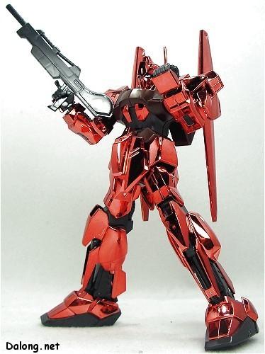HG百式红色金属版