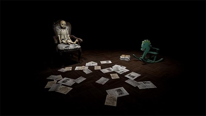 《会哭的娃娃》10月登陆PSVR
