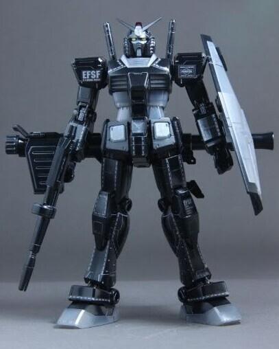 HGRX-78-2B印YOSHIDAxPORTERxGUNPLA特别套裝版