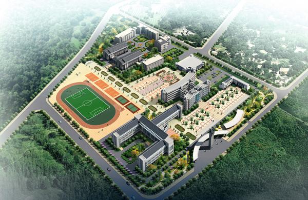 目前办学规模仅次于剑阁中学,名列全县第二.