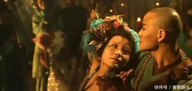 《青蛇,不是青蛇在诱僧,是法海自己定力不够!》