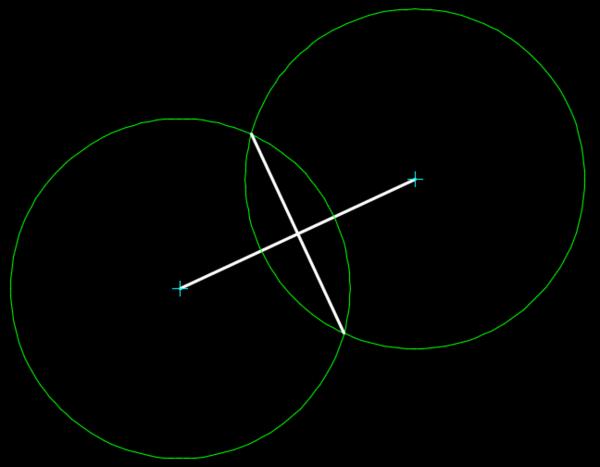 CAD中任意一条线画垂直平分线画_360问平面绘制cad轴怎么号建筑图片