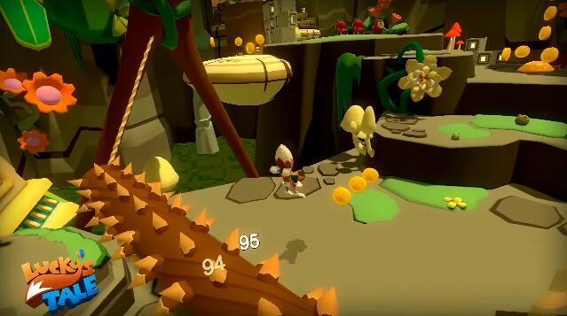 VR设备Oculus Rift公开 30款游戏将同步上市
