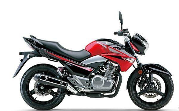 铃木双缸250能跑多少【相关词_ 铃木250双缸摩托车】