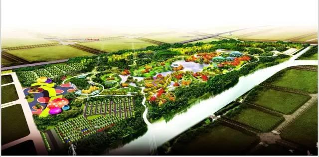 南通野生动物园明年开放,引进大熊猫,金丝猴等万只动物,车行区国内
